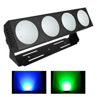 BARA LED 4X18W RGB CU FUNCTIE DMX, AFX
