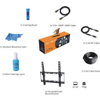 KIT SUPORT TV LED/LCD