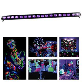 LED BAR UV 18 X 3W