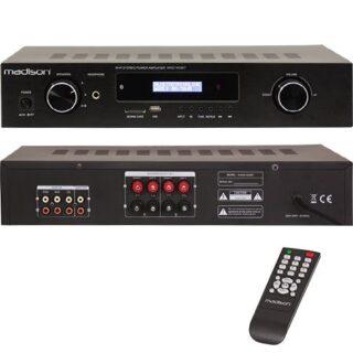 AMPLIFICATOR 2X180W CU TUNER USB/BT/SD