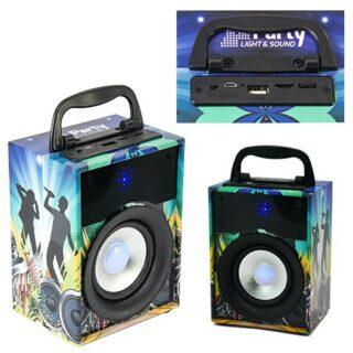 BOXA 10W CU BT/FM/USB/SD