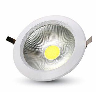 CORP ILUMINAT LED INCORPORABIL 30W 4500K ALB NEUTRU
