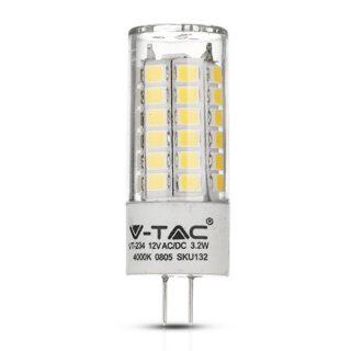 BEC LED G4 3.2W 6400K ALB RECE