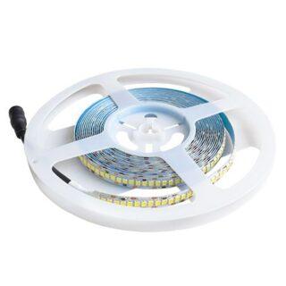 BANDA LED SMD2835 240LED/M 3000K IP20 5M