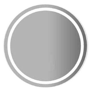 OGLINDA ILUMINATA LED 6W 6400K ALB RECE IP44 ANTI ABURIRE
