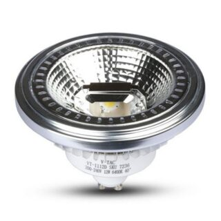 SPOT LED GU10 AR111 12W 4500K ALB NEUTRU