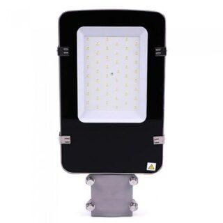 CORP ILUMINAT STRADAL LED 30W A++ 6400K ALB RECE CIP SAMSUNG