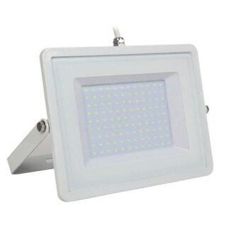 REFLECTOR LED SMD 100W 6000K IP65 ALB