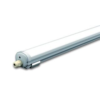 CORP ILUMINAT LED 120CM 24W 4500K 160LM/W IP65