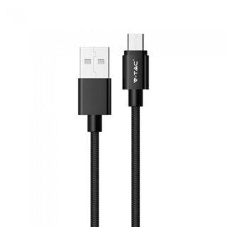 CABLU MICRO USB 1M PLATINUM EDITION - NEGRU