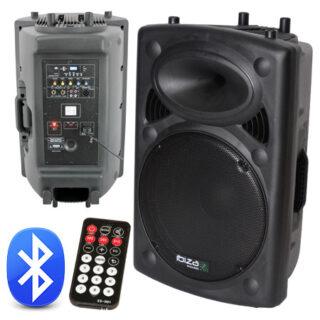 BOXA ACTIVA 15 inch/38 CM USB/MP3/BT TELECOMANDA