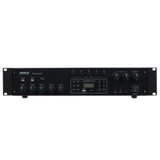 AMPLIFICATOR LINIE CU TUNER FM/AM 100V 240W 4MIC/ 2AUX