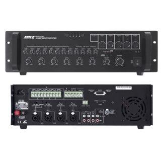 MIXER CU AMPLIFICARE 100V 240W 5 ZONE +SIRENA