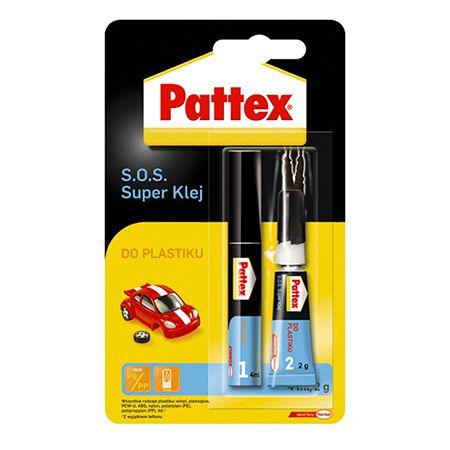 ADEZIV PLASTIC PATTEX SOS