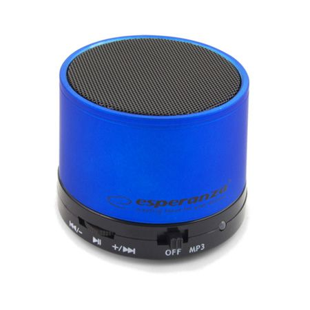BOXA BLUETOOTH BLUE RITMO