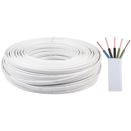 CABLU ELECTRIC YDYP 5X2.5 450/750V 100M