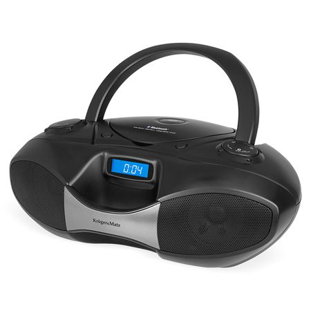 BOOMBOX CD  USB BLUETOOTH FM KRUGER&MATZ