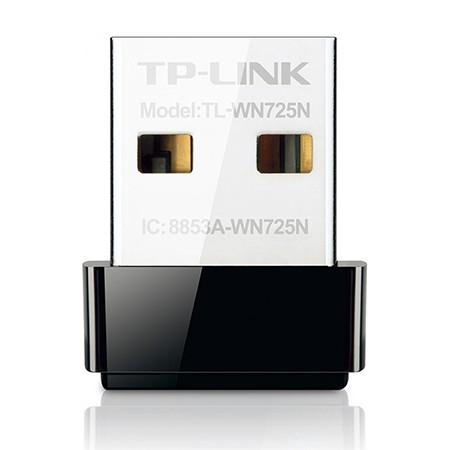 ADAPTOR WIRELESS TL-WN725N USB 2.0 TP-LINK
