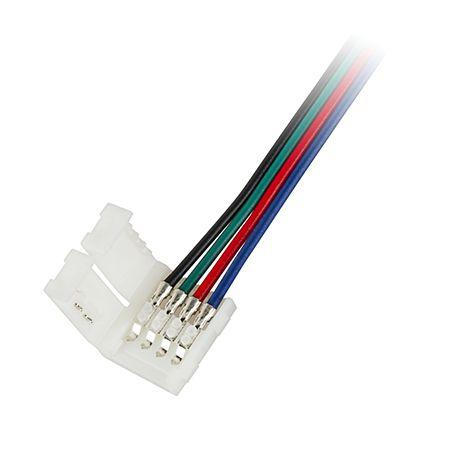 CONECTOR BANDA LED 10MM 5050RGB