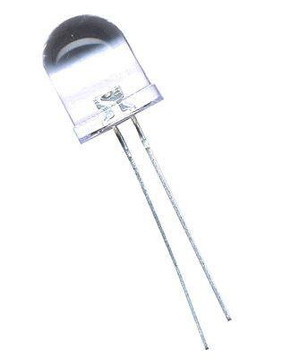 LED 10MM 12V ROSU