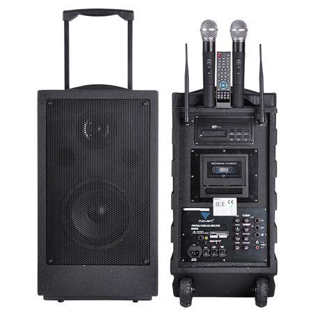 BOXA PORTABILA 8 INCH UHF 80W AZUSA