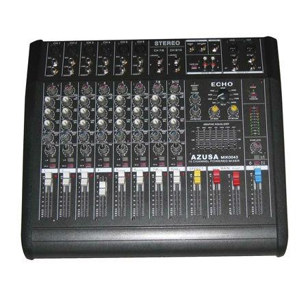 MIXER + AMPLIF PMQ2110 2X250W