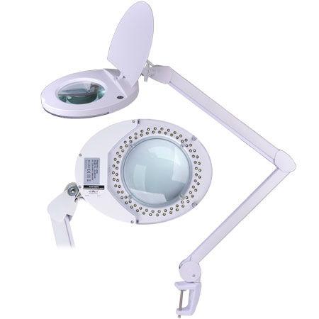 LAMPA CU LUPA 5 DIOPTRII 80 LED-URI
