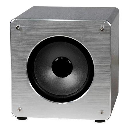 BOXE ALUMINIU 4 INCH 5W BLUETOOTH V4.2 TWS