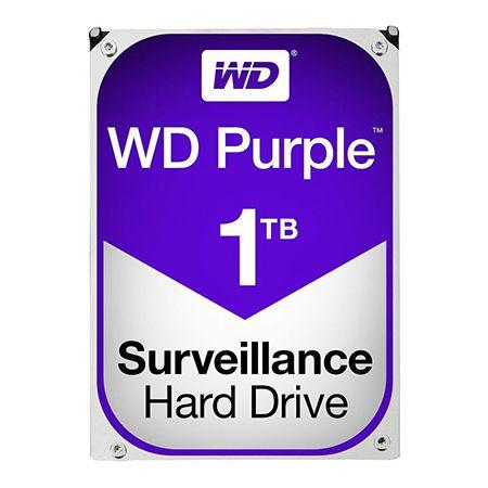 HDD 1TB SATA3 64MB PURPLE WESTERN DIGITAL