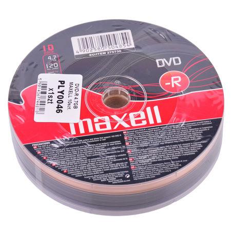 DVD-R 4.7GB MAXELL 10BUC