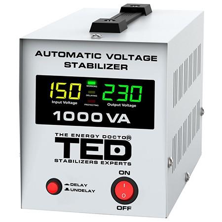 STABILIZATOR TENSIUNE AUTOMAT AVR 1000VA LCD