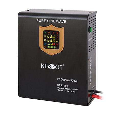 UPS CENTRALE TERMICE SINUS PUR 500W 12V KEMO