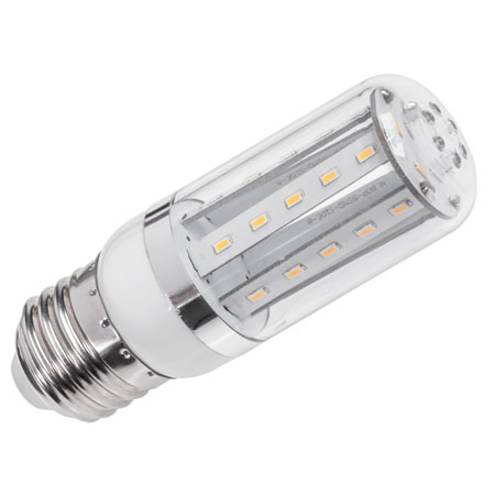 BEC LED 34X5050 4.5W E27 ALB CALD