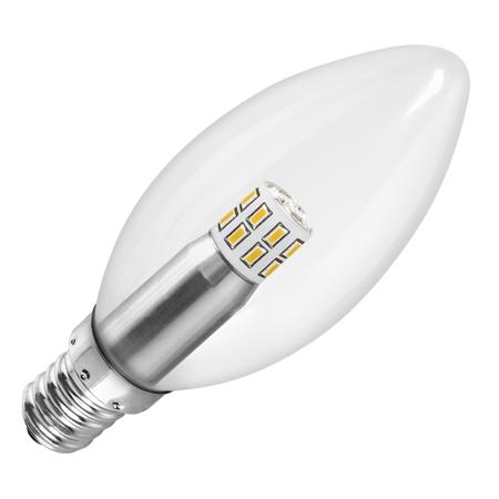 BEC LED 2.8W E14 3000K