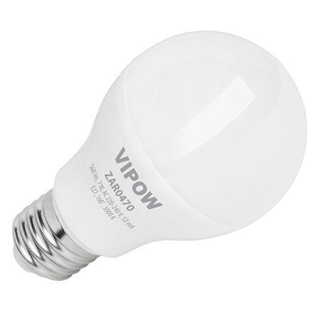 BEC LED 7W G45 E27 3000K 230V