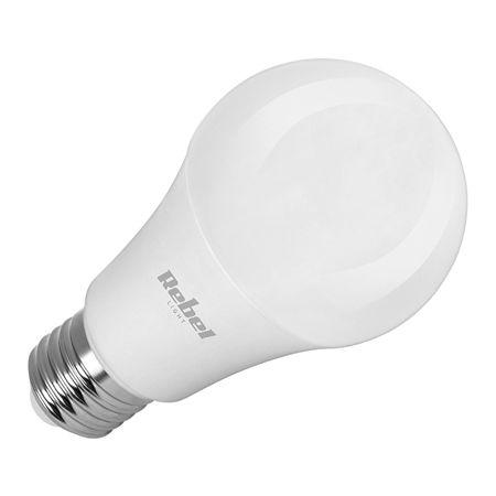 BEC LED A60 15W E27 4000K 230V REBEL