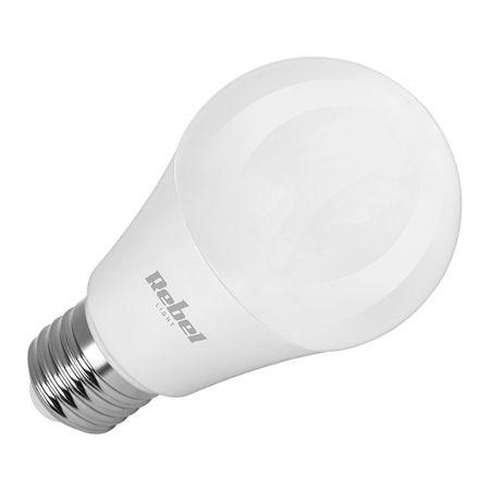 BEC LED A60 11W E27 4000K 230V REBEL